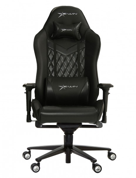 E-WIN Champion Series Ergonomic Computer Gaming Office Chair with Pillows - BBF